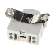 "1"" G13 T8 Base Bulb Socket Lamp Holder"