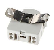 """1"""" G13 T8 Base Bulb Socket Lamp Holder"""