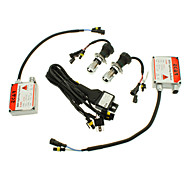 12V 35W H4-3 Lampe Xenon HID Kit de conversion Set (E3035 ballast)