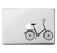 "Bike Pattern Apple Mac Decal Skin Sticker Cover for 11"" 13"" 15"" MacBook Air Pro"