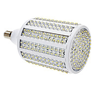 E14 18W 330 Dip LED 1100 LM Warm White T LED Corn Lights AC 85-265 V