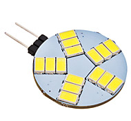 G4 4 W 15 SMD 5630 350 LM Natural White Bi-pin Lights AC 12 V
