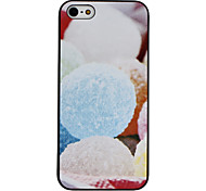 Colorful Ball Pattern Hard Case for iPhone 5/5S