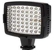 CN-LUX560 LED Lâmpada Luz de vídeo para Canon Nikon Camera DV Camcorder
