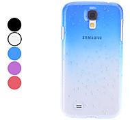 deje caer caso duro del patrón para Samsung i9500 Galaxy S4