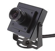 Indoor Black Mini 1/3sony 420TVL Color cctv Security Pinhole Camera
