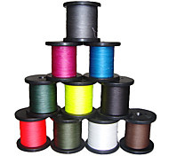2000M / 2200 Yards PE Braided Line / Dyneema / Superline Fishing LineBlack / Green / White / Yellow / Gray / Fuchsia / Red / Blue / Dark