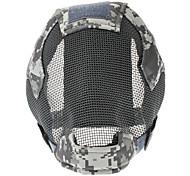 A terceira geração de Floresta Steel Wire Máscara de Proteção (ACU Cor)