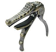 Алиса - (Крокодил) Высший сорт Золотой Капо гитары металла