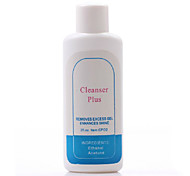 1PCS Nail Polish Remover Cleaner Remove Excess Gel Enhances Shine(60ml)