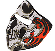 Ventilate Fashionable Special Design Ghost Mask (2 Colors)