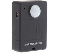 Infrared Sensor Alarm Apparatus