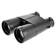 Portable Black Plastic Miniature Binoculars 6x35