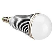 E14 7 W 7 High Power LED 630 LM Warm White A50 Globe Bulbs AC 85-265 V