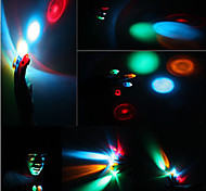 Luz Láser LED Colorida (Pack de 4)
