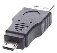 USB 2.0-Stecker an Micro-USB-Stecker-Adapter