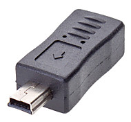 5Pin USB Male to Micro 5Pin Female Adapter