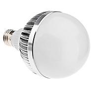 12W E26/E27 Lâmpada Redonda LED G95 12 LED de Alta Potência 1050 lm Branco Quente AC 85-265 V