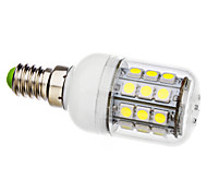 4W E14 LED a pannocchia T 30 SMD 5050 330 lm Bianco AC 110-130 / AC 220-240 V