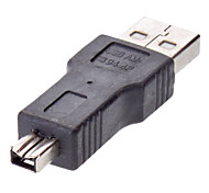 4P to USB M/M Adapter