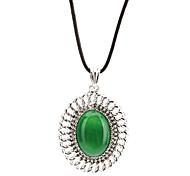 Green Malay Jade Pendant