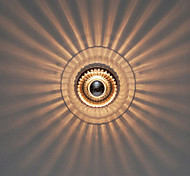 40W Modern Luz parede de vidro artístico com Sombra, Sombra Raio de Luz recurso