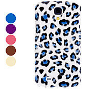 Leopard Print Pattern Hard Case for Samsung Galaxy S4 I9500 (Assorted Colors)