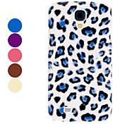 Leopard Print Pattern Hard Case for Samsung Galaxy S4 I9500