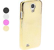 Waterdrop Pattern Hard Case for Samsung Galaxy S4 I9500