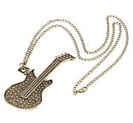 The Guitar Retro Necklace