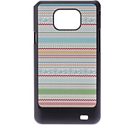 Special Design Pattern Hard Case voor Samsung Galaxy S2 I9100