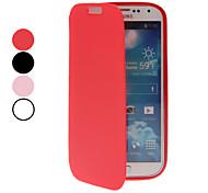 Colore TPU Custodia protettiva solida per Samsung Galaxy i9500 S4 (colori assortiti)