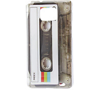 Retro Cassette Style Protective Hard Back Case for Samsung Galaxy S2 i9100
