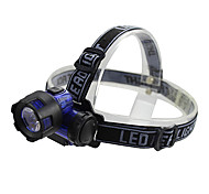 Mountaineering 1-mode LED Headlamp(3 X AAA)