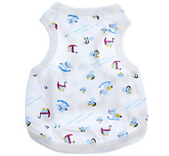 Baby's Toys Pattern Cotton Vest for Dogs (XS-L)