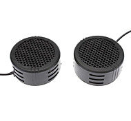 2x Super Power Fort Audio tweeter à dôme de haut-parleur pour voiture Auto
