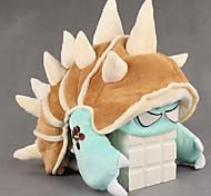 Sombrero/Gorra Inspirado por LOL Teemo Anime/Videojuego Accesorios de Cosplay Casquillo / Sombrero Azul / Marrón Algodón / Terciopelo