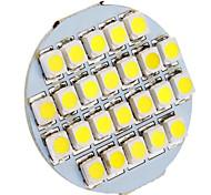 daiwl g4 1.5w 24xsmd3528 90-110lm 6000-6500K luz blanca natural llevó bulbo del punto (12v)