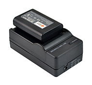 DSTE 3.7V 750mAh KLIC-7001 Li-ion Battery + EE.UU. Plug DCM8 para Kodak EasyShare M1063 M763 M863