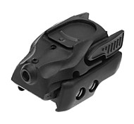 LT Red Laser Sight (1xCR1/3N, Black)