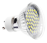 3W GU10 / E26/E27 Focos LED MR16 44 SMD 3528 240 lm Blanco Natural AC 100-240 V