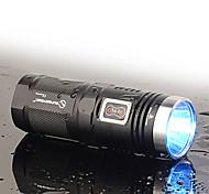 Sunwayman D40A 9-Mode Cree Xm-L2 Led Flashlight (980 Lumens,AAx4)