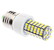 6W E26/E27 Ampoules Maïs LED 120 SMD 3528 500 lm Blanc Naturel Gradable AC 85-265 V