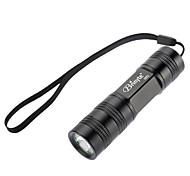Brinyte M83 5-Mode do Cree XP-G R5 LED Lanterna com Clip (240LM, 1xLC16340, Black)