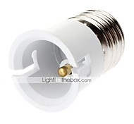 E27 to B22 LED Bulbs Socket Adapter