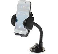 Универсальный в автомобиль Регулируемый держатель для iPhone, мобильных телефонов Samsung и другие