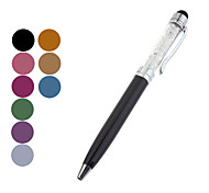 Elegant Design Touchscreen Stylus with Rhinestones for Cellphones and Tablets