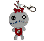 Dog tags Lovely Baby Ghost Shape Collar Charm for Dogs Cats