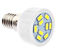DAIWL e14 3w 240-270lm 9xsmd5630 5500-6500K natürliches weißes Licht LED Spot Lampe (220-240V)