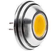G4 1.5W 125-140LM 3000-3500K Warm White Light Rounded LED Spot Bulb (12V)